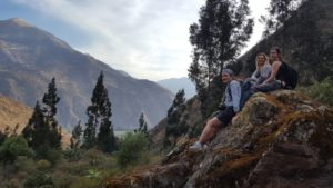 hike peru immersion plant medicine yoga