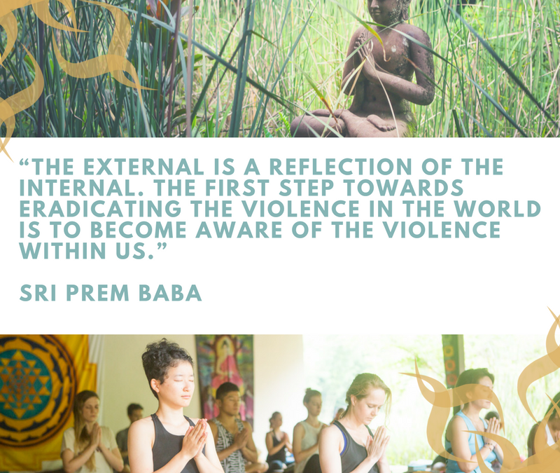 THE EXTERNAL IS A REFLECTION OF THE INTERNAL